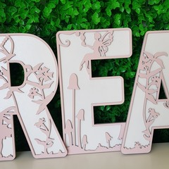 Fairy Land Letters
