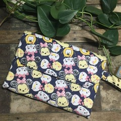 Nappy Wallet - Mouse Faces