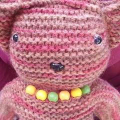Beaded teddy