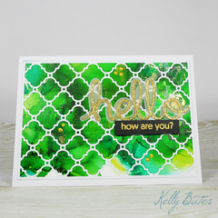 Hello Card, Friendship Card