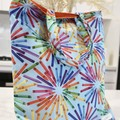 Crayons Tote Bag / Library Bag (Fully Lined)