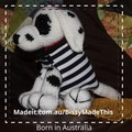 Softie Dalmatian Puppy Dog