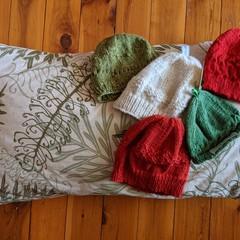 Merino Knit Beanies