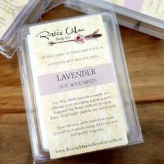 Lullaby: Lavender & Ylang ylang Soy Wax Melts