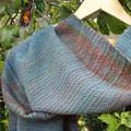 Rustic Blue Wrap
