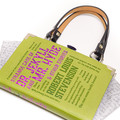 Dr Jekyll and Mr Hyde Novel Bag - R.L Stevenson - Bag made from a book