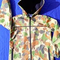 Army Camouflage Soft Shell Jacket Sizes 10 and 12