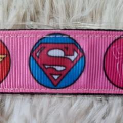 Wristlet Key Fob - Super Heroes #2