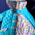 Quilted Duffle Coat Size 1