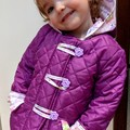 Quilted Duffle Coat Sizes 2, 3 and 4