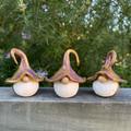 Gnome trio - Carlton, Dimple & Eddie