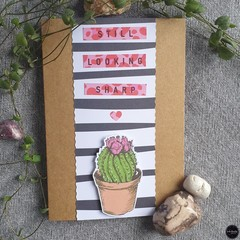 Greeting Card   Still Looking Sharp - Free Shipping