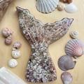 Crystal Mermaid Tail (large)