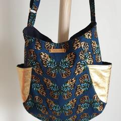 Crossbody Hobo Handbag