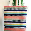 Mexican Poncho Tote Bag