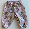 Australian possum pink harem pants size 00