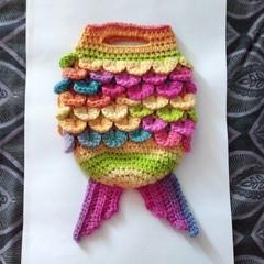 Mermaid Tail Handbag