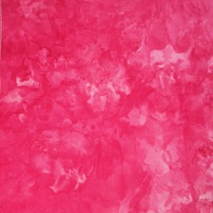 Hand dyed cross stitch fabric - 32 count - 'Ice Red'