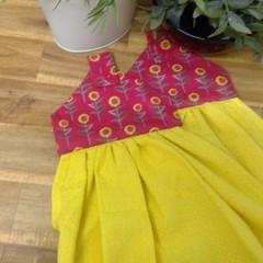 Sunflower Tea Towels