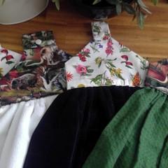 Aussie Native Flora 'n' Fauna Hand Towel & Tea Towel Set