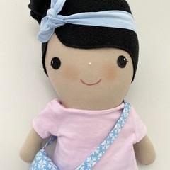 """Aspen"" Doll by Koko and Joey"