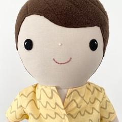 """Benjamin"" Doll by Koko and Joey"