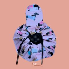 Cosmetic Drawstring Bag Dachshunds