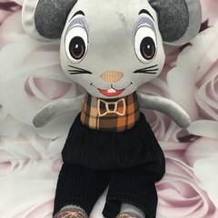 Large Mouse Softie BOY
