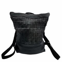 Vegan Leather / Eco/ Upcycled/ Backpack
