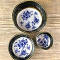 3 Piece Ceramic Nesting Bowl Set/ Ceramic Bowls / Gift/ Handmade