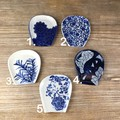 Handmade Ceramic  Spoon Rests / Ladle Holder / Handmade Gift