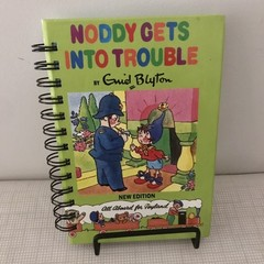 2022 Diary - Noddy Gets Into Trouble
