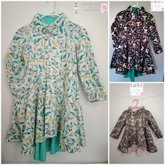 Australiana duchess jacket sizes 7-8