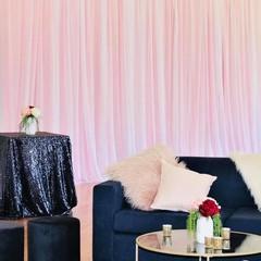 Light Pink Backdrop – Chiffon #1720