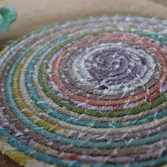 Medium Rope Heat pads- Pastel Mix