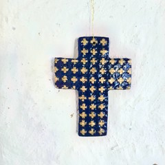 Wall Art - Cross of The Golden Crosses