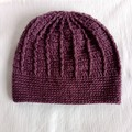 Father's Day gift, machine washable 50% wool, 50% bamboo hat.