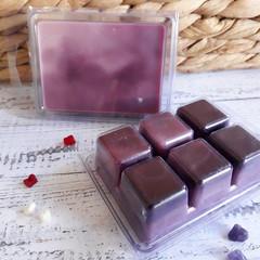 Plum Tie Dye - Black Raspberry & Vanilla! Smells amazing!