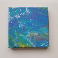 Tinkerbell  15cm x 15cm Canvas Art