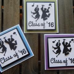 Handmade Card - Graduation Card