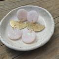 Opal dangles