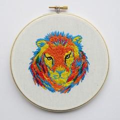 DIY Kit Roary the Lion