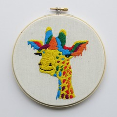DIY Kit Spotty the Giraffe