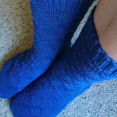 Sock pattern DK