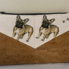 Harlequin Pouch
