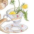 Art print 'Dandelion Tea'