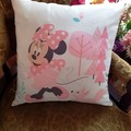 """""""Miss Mouse 2"""" Reversible Cushion Cover"""