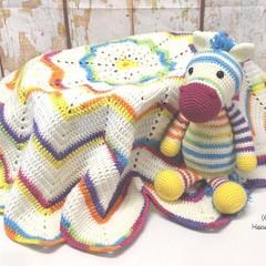 Blanket & Toy set