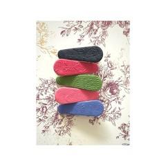 Hair Clip - Choose Colour/Pattern