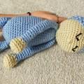 Preemie doll keepsake